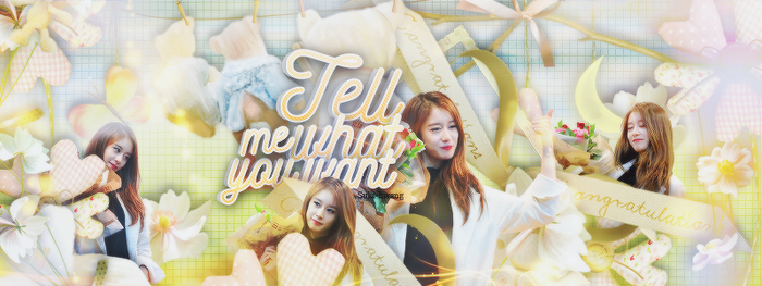 //ART//TELL ME WHAT YOU WANT by Suki-Hwang