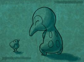 The ugly Duckling by Pokeaday