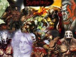 SPLATTERHOUSE v2.0 by lordi114