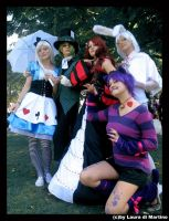 Alice in Wonderland Cosplay by seely-san