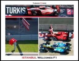 Turkish POwer Istanbul F1 by purrlesque
