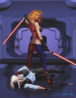 JEDI 2: Sith- Blind Rage by GLADIATOR57