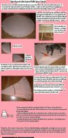 Recycled Half Apron Tutorial by NotaSouthernGirl