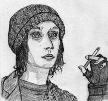 Ville Valo by SilverLeon88