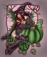 Hallow's Fae by Michelle84 by pentacle-witch