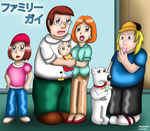 Family Guy by Cpr-Covet