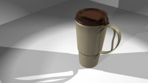 Coffee Cup by JOSHDILISI