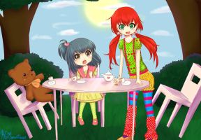 .:Tea Party:. by smarticles101