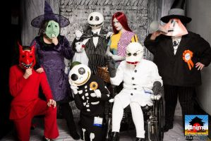 Nightmare Before Christmas Pro Shot by CosplayProductions