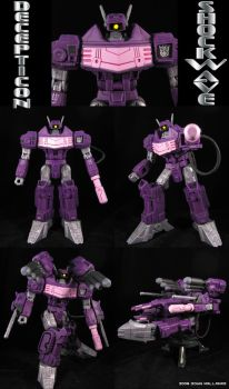 Shockwave V.2 by Jin-Saotome