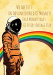 Monkeys do space by uuuuuargh