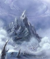 Ben Morkh, the great mountain by Agalanthe