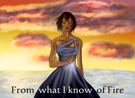 From What I Know of Fire by Sans-Saerif