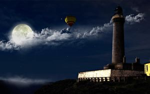 Lighthouse dream by YannisZA