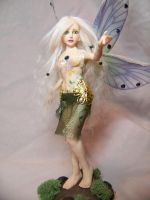 """Lyla""  ooak fairy by AmandaKathryn"