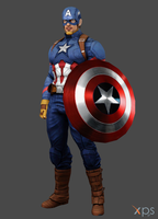 Captain America Civil War mod by thePWA