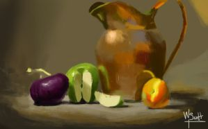 Again with the still lifes? by William-Scott