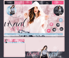 Order Layout ft. Lucy Hale #30 by BebLikeADirectioner
