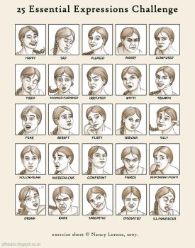 25 Essential Expressions by JeffSearle