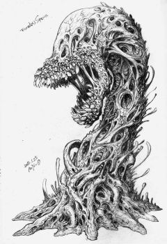 formless spawn by Nottsuo