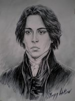 Ichabod Crane by MarinaCardoso