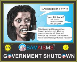 Government Shutdown 2013 by Taxbane