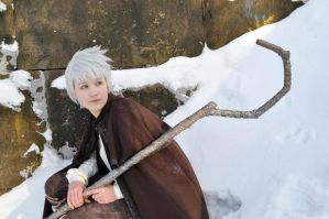 Cosplay: Jack Frost by Ginger-I