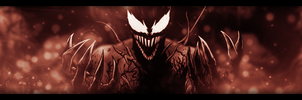 MARVEL Carnage Signature by CREEPnCRAWL