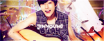 Signature - JINYOUNG B1A4 by nufazzii