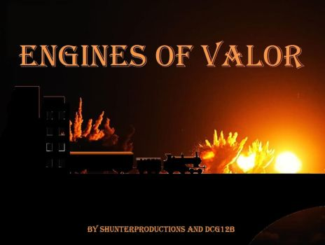 Engines Of Valor by GBHtrain