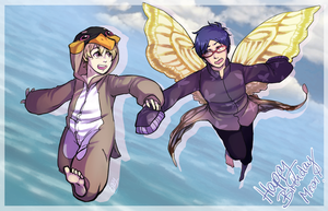 Splash free! by LazyBasy