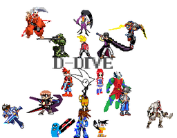 D-Dive title by kid45buu2