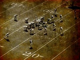 CP - Standard I Formation - Classic GridIron by jb-online
