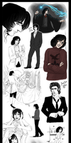 Septimus Snape - Moments of a new Prince by RedPassion