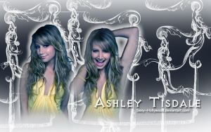 Ashley tisdale by sexy--hollywood