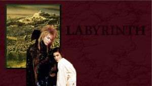 Labyrinth Wallpaper by MailleQueen