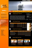Mutual Funds Template by L0053R