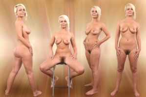 Anatomie Mature Emanuelle by Arts-Muse