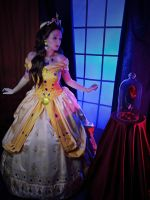 Belle - Beauty and the Beast - A Mystical Flower by LadyRoseTea