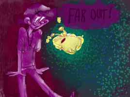 FAR OUT by ProfessorDeLune