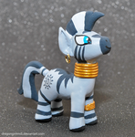 Zecora Figurine by HowManyDragons