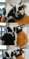 Badger and Liru by FurForge