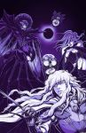 Griffith and the God Hand by RedStarship