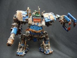 Mega deff dread by Solav