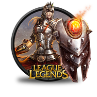 Defender Leona (Chinese Art) by fazie69