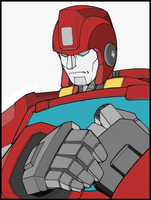 Ironhide by primecode