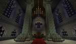 Minecraft kingdom- Part 2: The Throne room by Agent-Minnesota
