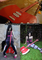 How To: Marceline's Axe Bass Page 6 by Fennec777