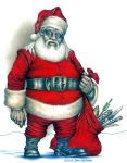 The Santa by sallemander
