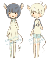 .:*[ 003-004 (CLOSED) ]*:. by cowcow-adopts
